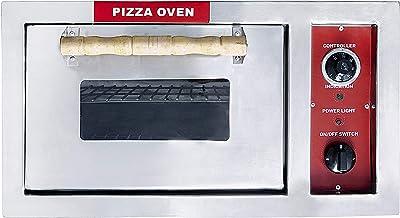 Kiran Enterprise PY-YTSZ-V9VA 16 Liters Pizza Oven, White