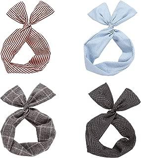 Best scarf bow headband Reviews