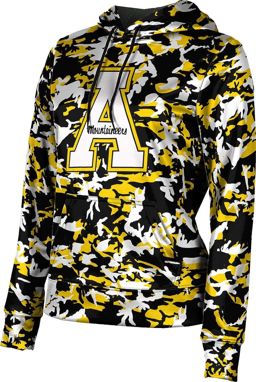 ProSphere Appalachian State University Girls' Pullover Hoodie, School Spirit Sweatshirt (Camo)
