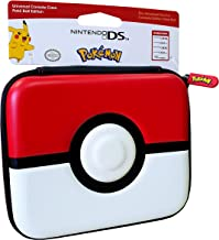 PDP Gaming Pokemon Poke Ball Edition Universal Console Case: Nintendo DS, Nintendo Wii, GameCube photo