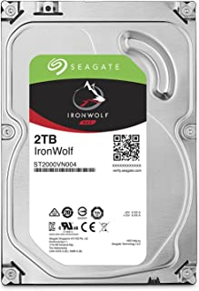 SEAGATE NAS HDD Iron Wolf 2to 3.5' ST2000VN004