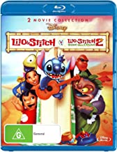 Lilo & Stitch 1 & 2 (Blu-ray)