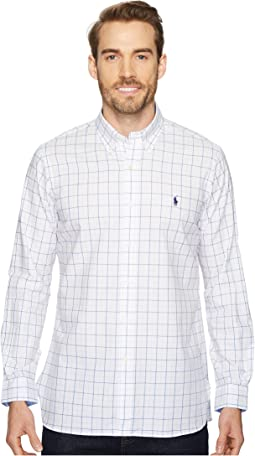 Polo Ralph Lauren - Herringbone Twill Long Sleeve Sport Shirt