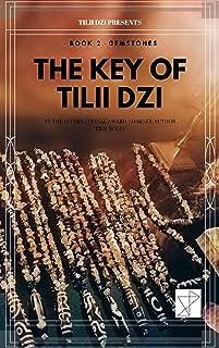 Key of TILII Dzi: - Book 2 - Gemstones