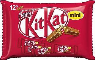 NESTLÉ KITKAT Mini Chocolate con Leche - Barritas de chocolate - Snack de chocolate 200g