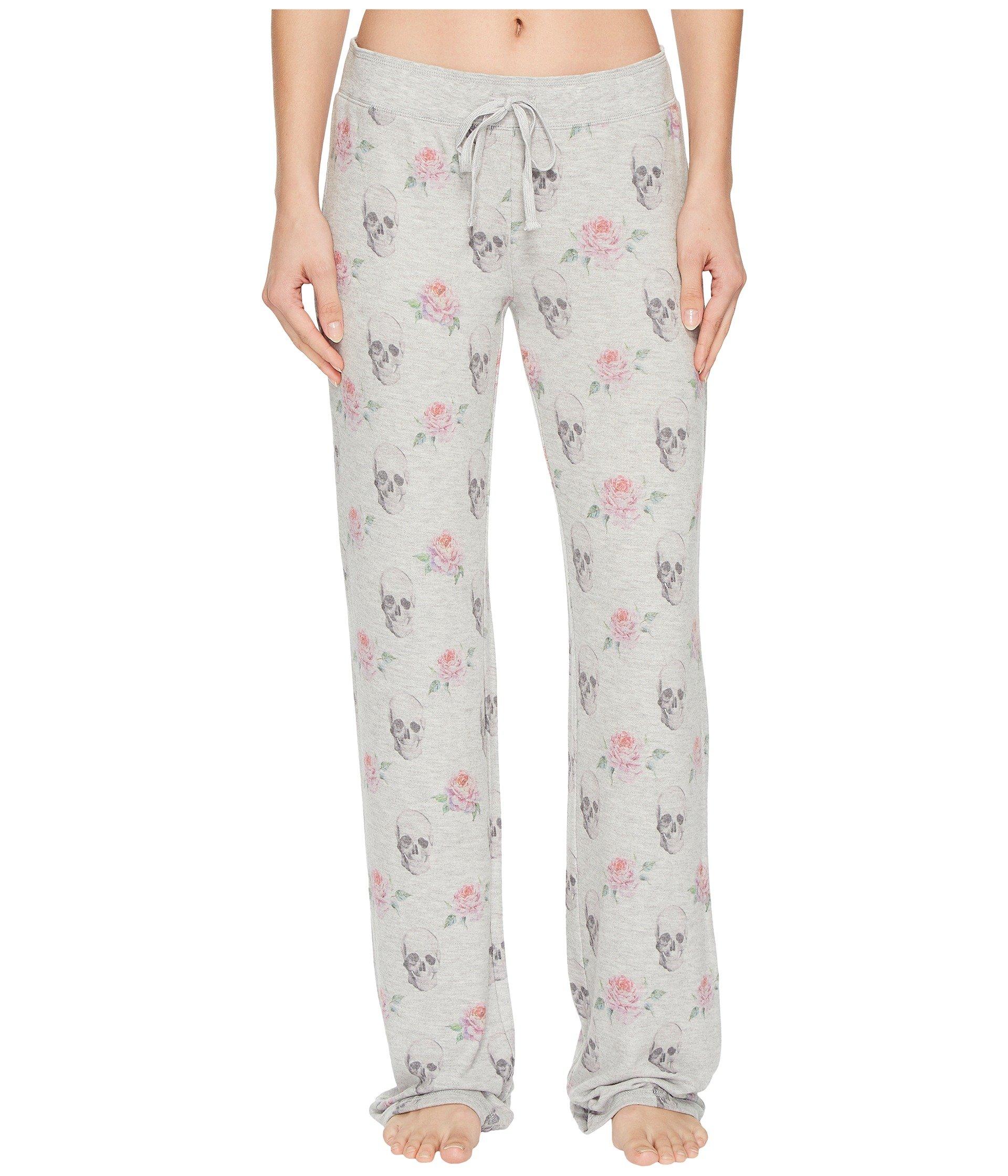 Pantalón de Pijama para Mujer P.J. Salvage Skulls and Roses PJ Pants  + P.J. Salvage en VeoyCompro.net