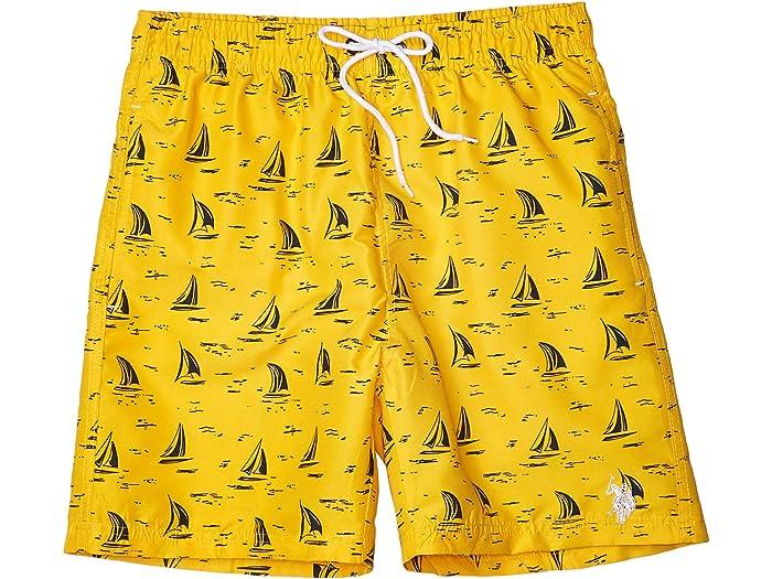 U.S. POLO ASSN. U.S. POLO ASSN. Sailboat Swim Shorts