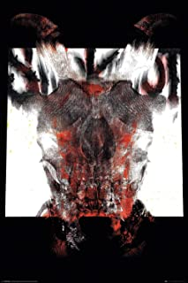 Slipknot - Music Poster (We are Not Your Kind - Album Cover) (Size: 24 inches x 36 inches)