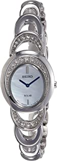 Seiko ladies Solar Stainless Steel Watch