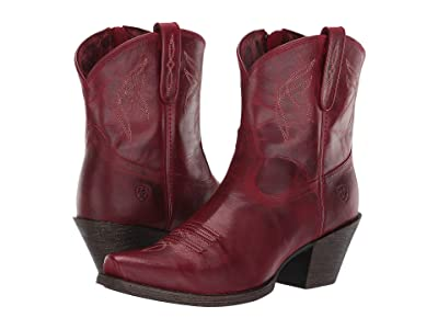 Ariat Lovely (Grenadine) Cowboy Boots