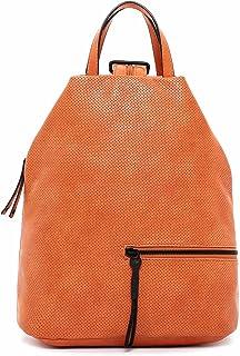 Suri Frey Rucksack Chelsy 13045 Damen Rucksäcke Uni orange 610 One Size