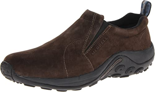 Merrell Men's Jungle Moc Slip-On zapatos,Fudge,9.5 M US