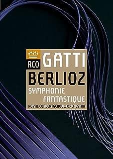 ベルリオーズ : 幻想交響曲   ワーグナー : 歌劇 「タンホイザー」 序曲   リスト : 交響詩 「オルフェウス」 (Berlioz : Symphonie Fantastique / Gatti & Royal Concertgebouw Orchestra) (2016 Live) [DVD] [輸入盤] [日本語帯・解説付]