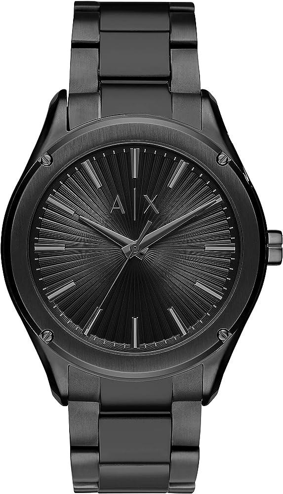 Armani exchange orologio analogico quarzo uomo AX2802