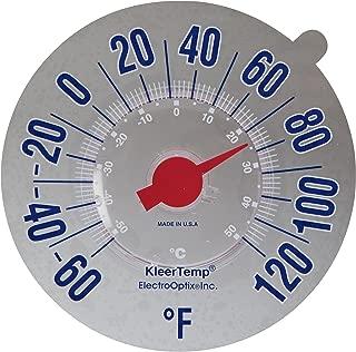 electro optix thermometer