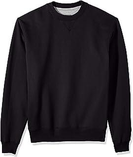 Champion Men's Cotton Max Fleece Crew Sweatshirt