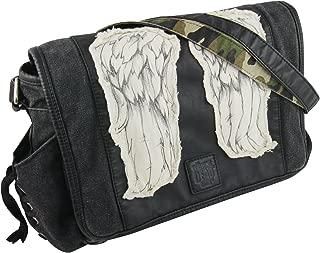 the walking dead messenger bag