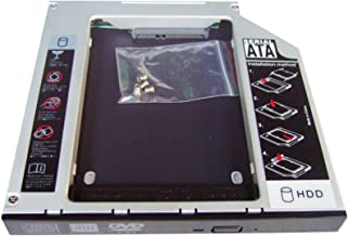 Generic 2nd Hard Disk Drive Hdd Caddy for Dell Inspiron 1750 1764