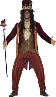 Smiffys Men's Deluxe Voodoo Witch Doctor Costume