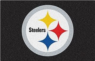 NFL Pittsburgh Steelers Football Starter Mat