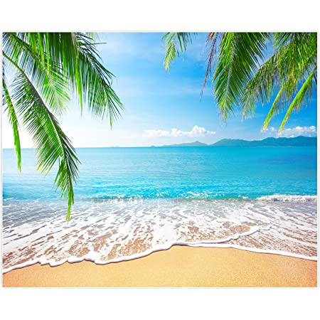 MME Backdrop 7x5ft Galaxy Background Blue Ocean Theme Photography Seamless Vinyl Photo Studio Props Backdrop GYMM185