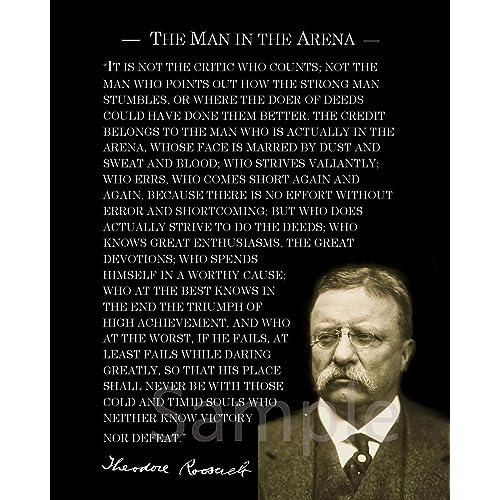 Theodore Roosevelt Quotes: Amazon.com