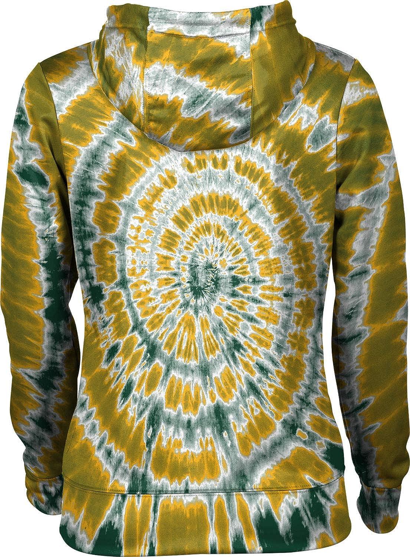 ProSphere Baylor University Girls' Pullover Hoodie, School Spirit Sweatshirt (Tie Dye)