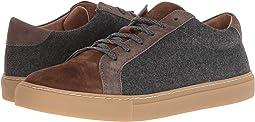 Suede/Flannel Sneaker