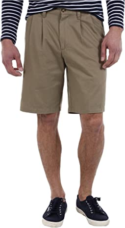Dockers Classic Fit Double Pleat Short