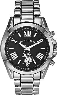 Women's Quartz Watch with Alloy Strap, Black, 16 (Model:...
