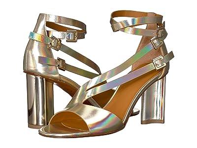 Clergerie Ardent (Platine Metallic Goat) High Heels