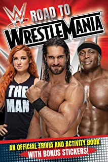 WWE Road to WrestleMania: A Trivia and Activity Book