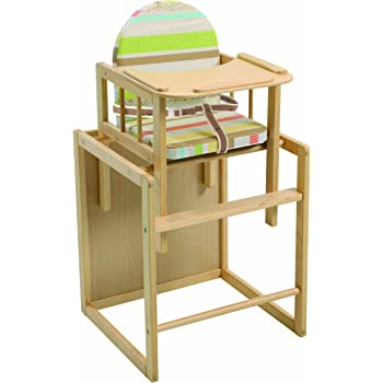 Trona Combi roba, trona con bandeja transformable en silla y mesa ...