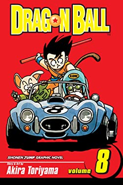 Dragon Ball, Vol. 8: Taopaipai & Master Karin (Dragon Ball: Shonen Jump Graphic Novel)