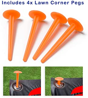 GIGGLE N GO Flarts Outdoor Games for Family - Yard Games and Fun Family Games for Kids and Adults.. Great Indoor Game...