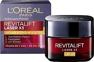 LOréal Paris Dermo Expertise Revitalift Laser X3 Crema de Día Factor de Protección 20 1 de 50ml