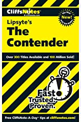 CliffsNotes on Lipsyte's The Contender (Cliffsnotes Literature Guides) Kindle Edition