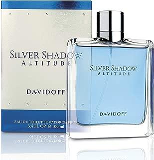 Silver Shadow Altitude by Davidoff for Men - Eau de Toilette, 100ml