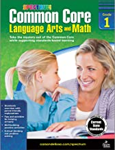 Common Core Language Arts and Math, Grade 1 (Spectrum)