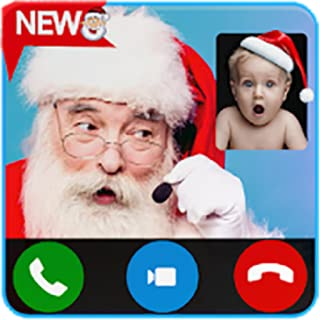 Free Fake Phone Caller ID PRO 2019 - PRANK FOR KIDS - Incoming Video Live Voice Call From Santa Claus Tracker