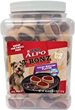 Purina Alpo Tbonz Filet Mignon Flavor Dog Treats - 40 Oz. Canister