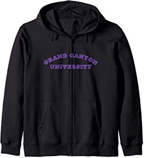 Grand Canyon University GCU Lopes NCAA RYLGCU01 Zip Hoodie