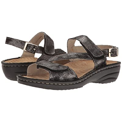 Spring Step Maryjo (Black) Women