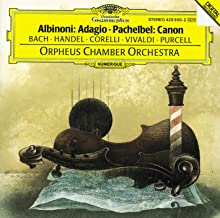 Orpheus Chamber Orchestra - Baroque Highlights