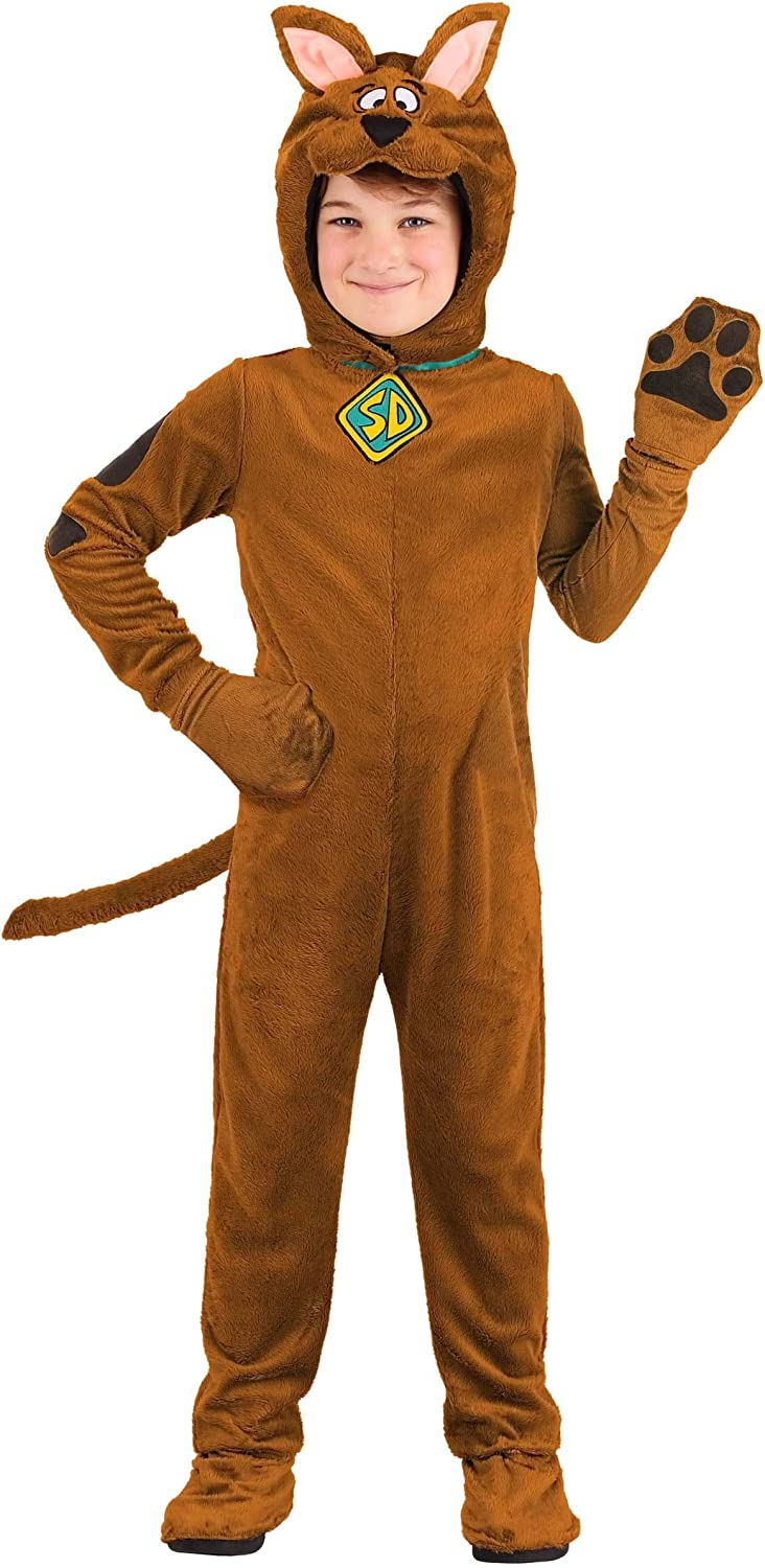 Scooby Doo Costume Super sale for Onesie Kids High quality new Outfit