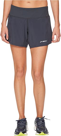 "Brooks Chaser 5"" Shorts"