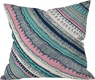 """Deny Designs Rosebudstudio Boho Moma Outdoor Throw Pillow, 16"""" x 16"""""""
