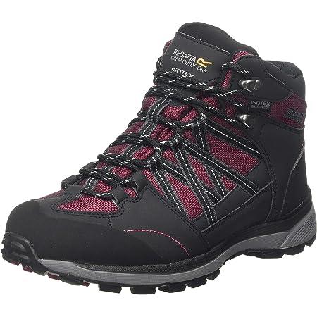 Regatta Women/'s Samaris II Mid Walking Boots Purple