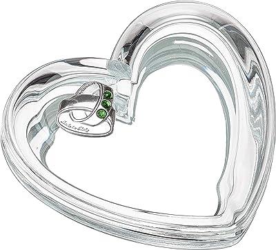 Amazon.com: Xigeapg 12 piezas transparente novia novio boda ...