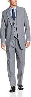 Men's Suny Vested 3 Piece Suit